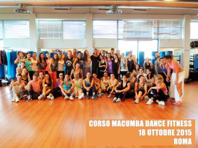 Corso macumba dance fitness roma macumba for Corso grafica roma